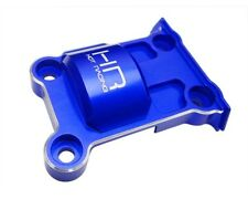 Traxxas X-Maxx Blue Aluminum Upper Gear Box Cover: Hot-Racing XMX13M06