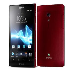 Original Sony Xperia ion LTE LT28i Mobile Phone Unlocked 12MP3G/4G Wifi NFC