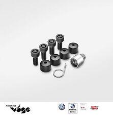Original VW Radsicherungs Satz Felgenschloss / VW z.B. Golf VII 000071597 neu