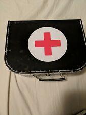 Vintage Children's Pretend Play Doctor Nurse Medical Kit