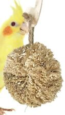 2039 Medium Husky Roll Bird Toy Cage Toys Cages Foraging Chew Shredder conure