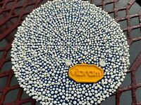 (FEEDMORE DONATION) OOP Vibram Mini  Blue  Disc Golf  w/free Frisbee Pin Whamo