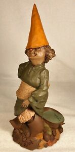 SPARKLE-R 1988~Tm Clark Gnome~Cairn Item #5056~Ed #62~Hand Signed~Story Included
