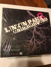 LINKIN PARK LP Underground 7 Fan Club CD T-Shirt Size M
