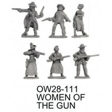 OW28-111 Women of the Gun-coup de poing miniatures - 28 mm personnages Ball