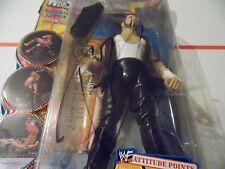 Signed WWE Jakks TTL Titan Tron Live Rinside Chaos Tazz WWF Mattel Autographed