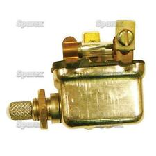 Ford Tractor Light Switch 2N 8N 9N NAA Golden Jubilee Knurled Knob Fuse 8N11654B