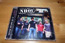 Never Heard Of It - 11 Days - CD Album