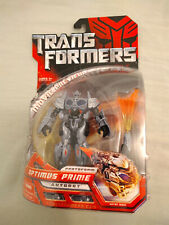 Transformers Movie Preview PROTOFORM OPTIMUS PRIME Action Figure 2006 Sealed