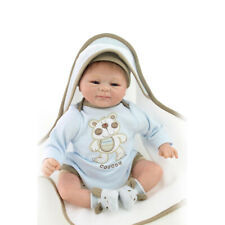 Child Friendly Gift Newborn Realistic Lifelike Reborn Baby Dolls Boy/Girl 16inch