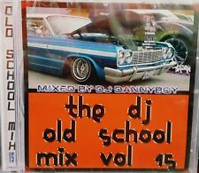 Old School Rap Mix Volume 15 dj Mix CD 100 CDS At Wholesale Price