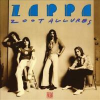FRANK ZAPPA - ZOOT ALLURES USED - VERY GOOD CD