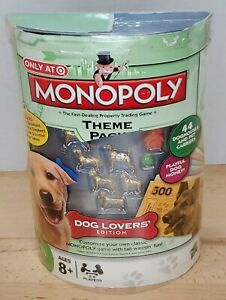Hasbro - Monopoly - Theme Pack - Dog Lovers Edition - Target Exclusive
