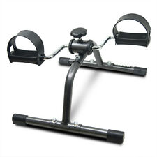 Portable Metal Stepper Machine Arm Leg Cycle Fitness Pedal Trainer Exercise Bike
