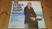 Petula Clark – The Petula Clark Album Vinyl LP 33rpm Compilation 1972 Pye PET1