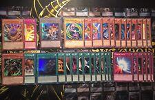 YuGiOh! Yugi's Exodia Incarnate & Necross Deck! Classic Dark Magician (Muto) NEW
