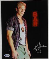 Kenny Johnson signed autograph photo 8 x 10 BAS COA Beckett
