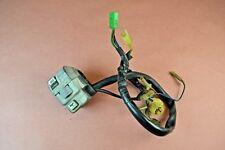 1983 83 HONDA NIGHTHAWK CB550 CB 550 LEFT BAR CONTROLS LIGHT HORN B74P51