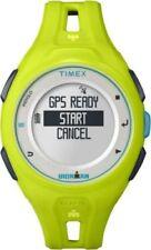 Relojes de pulsera de goma para hombre GPS