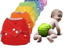 1x Cloth Nappies diaper Nappy Reusable Modern Universal 7 COLOR to choose