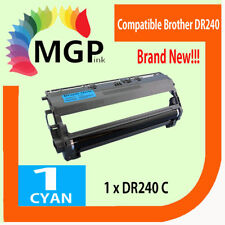 1x Compatible DR240 Cyan Drum unit for BROTHER TN240 HL3040CN 3070CN 3045CN