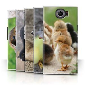 STUFF4 Back Case/Cover/Skin for BlackBerry Priv/Cute Pet Animals