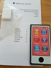 Apple iPod NANO 7th Generation A1446 SPACE GREY 16GB-  LATEST RELEASE- NEW