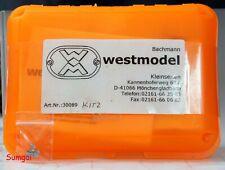 Nn3 Scale Bachmann Westmodel 30089 Kit2 Saddle Tank Locomotive D&RG RR Brass Kit