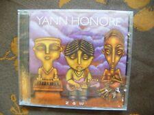 CD YANN HONORE - Zaw (Dan Ar Braz) / Créon Music  (2002)  NEUF SOUS BLISTER