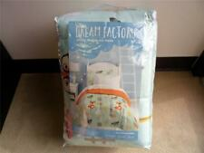 Dream Factory Kids 5 Piece Woodland Friends Twin Size Bed In A Bag New
