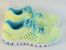 REEBOK REALFLEX SCREAM 4.0 Running Shoes Boy's Size 4 US Near Mint