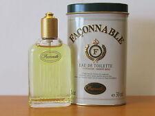 Classic~ Faconnable ~ for Men Cologne 1. oz / 30 ml Eau De Toilette Spray NIB