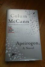 Apeirogon by Colum McCann - Hardback ( ISBN 9781526607904)