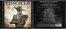 "Puscifer ""Man Overboard"" (CD Single Limited Edition) Maynard Keenan"