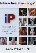 Interactive Physiology 10-System Suite (CD-ROM, 2008) Brand New & Ships FREE!