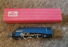 Sir Nigel Gresley vintage train engine model