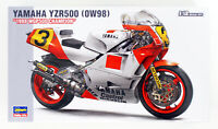 Hasegawa BK3 Yamaha YZR500 (0W98) 1988 WGP500 Champion 1/12 Scale Kit