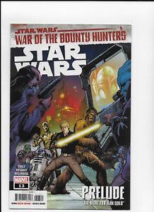 Star Wars # 13 War of the bounty Hunters  Marvel comics 1st print N mint