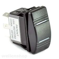 Kippschalter Schalter LED ON-OFF-ON 12V 25A LED Boot Strom Steuerstand Auto