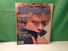 Rolling Stone Special College Issue ROBERT PLANT, Ziggy Marley, March 24, 1988