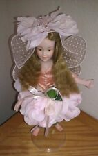The Danbury Mint - Peony - Flower Fairies - Collectible Doll