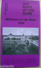 Old Maps of the Ruhr Mulheim-au-der-Ruhr 1944 Sheet 3 Brand New