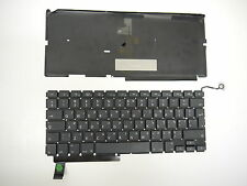"TESTED Hebrew Keyboard & Backlight for MacBook Pro 15"" A1286 2009 2010 2011 2012"