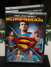 Look, Up In The Sky! - The Amazing Story Of Superman (DVD) Warner Bros DVD! NEW!