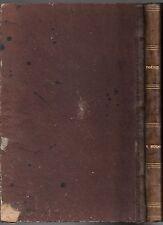 VICTOR HUGO 1854 POESIE OEUVRES ILLUSTREES J. HETZEL RELIE DEMI-CUIR 4 vol. en 1