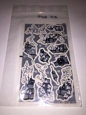 Lego - 9468 - Monster Fighters - Vampire Castle *Glow in Dark Sticker Sheet*