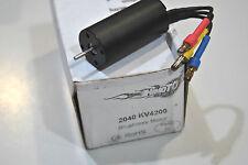 2040 Motore Elettrico Brushless Competizione HIMOTO 1/18-1/16-1/24/ELECTRIC MOTO