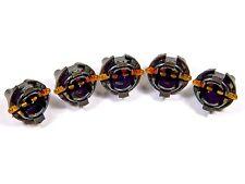 Mopar 5/8 Dash Bulb Sockets For #194 Bulbs (5 Pack) #5