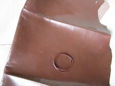 Pocher 1/8 Thin Cognac Leather w/ Piping Ferrari Testarossa Mercedes Bugatti