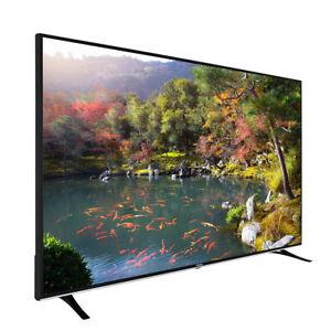 """Toshiba 75U6763DB 75"""" 4K Ultra HD Smart TV - Black brand new sealed"""